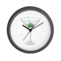 martini_wall_clock